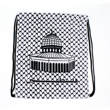Palestinian Keffiyeh Pattern Shoulder Backpack