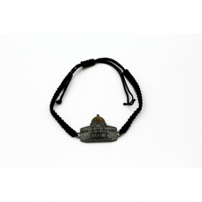 Dome of the rock bracelet .
