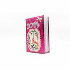 Notebook /Personalized Notebook Embroidery Journal Embroidered Cover Notepad